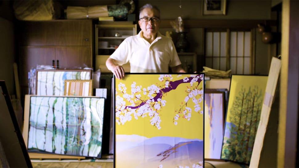 pinturas y obras de arte hechas con excel
