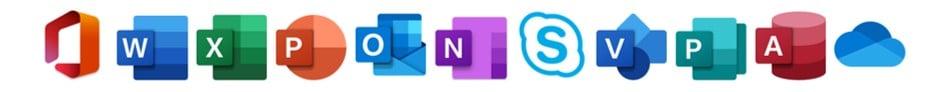 Programas de Microsoft Office 365