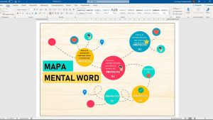 Miniatura del tutorial de cómo hacer un mapa mental en word