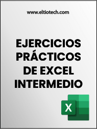 Cuaderno de prácticas, Microsoft Excel Intermedio – Descargar PDF