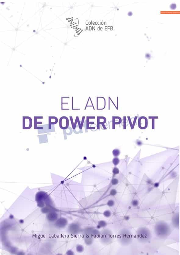 El ADN de PowerPivot – Descargar PDF