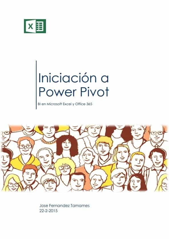 Iniciación a PowerPivot – Descargar PDF