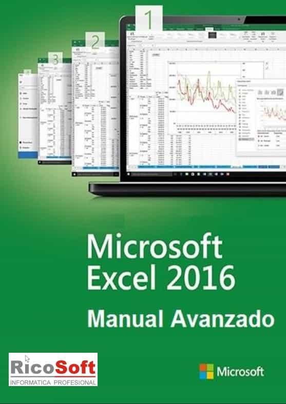 Manual Avanzado de Excel – Descargar PDF
